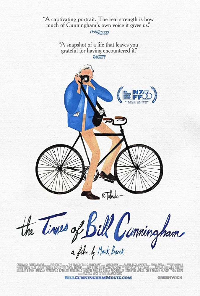 Watch trailer for The Times of Bill Cunningham